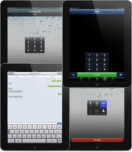 PhoneIT iPad
