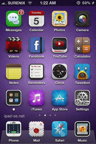ayecon cydia theme