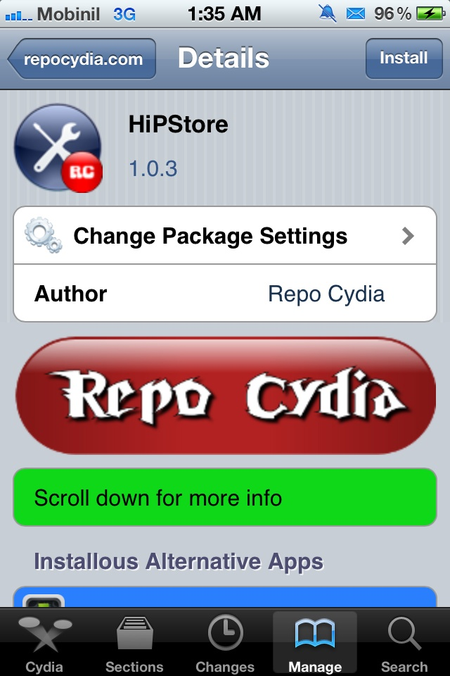 download hipstore ios 6