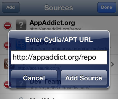 Install AppAddict from Cydia to Download Free Apps - Cydia