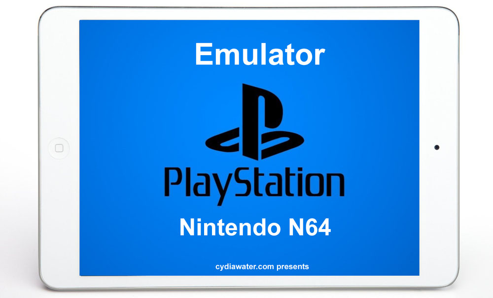 iOS emulator for PlayStation Nintendo N64