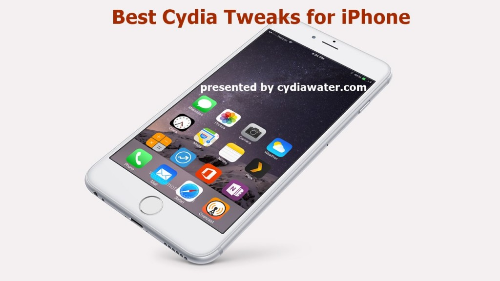 best Cydia tweaks iPhone