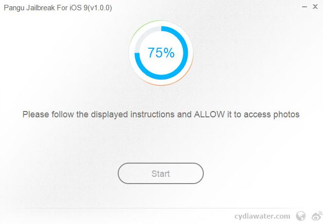 iOS 9 jailbreak Cydia