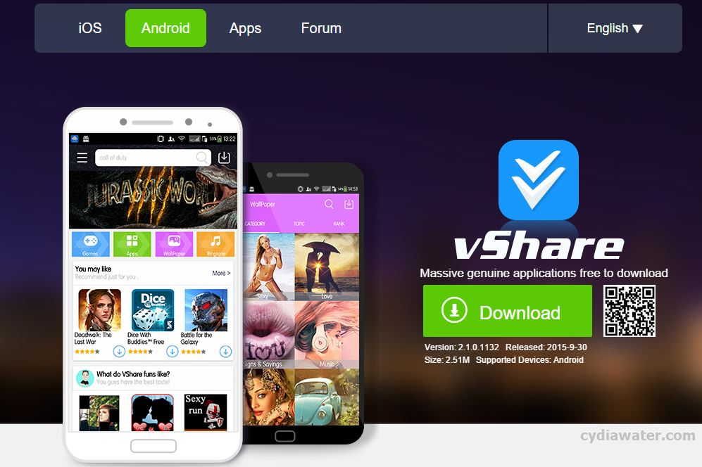 vShare for Android