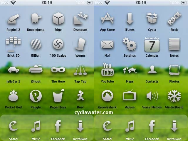 Winterboard themes