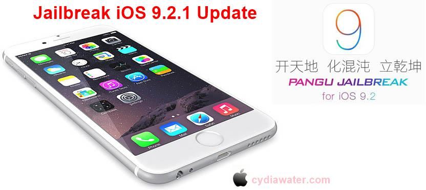 iOS 9.2.1 jailbreak update