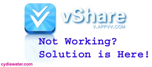 vShare not working iOS 9 iOS 8.4