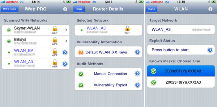 iwep cydia hack wifi password iphone ipad