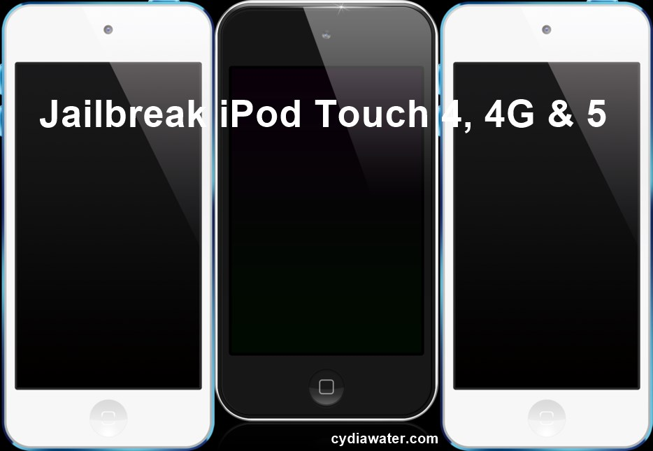 Jailbreak iPod Touch 4 4G 5G iOS 4.2.1 6.1.6