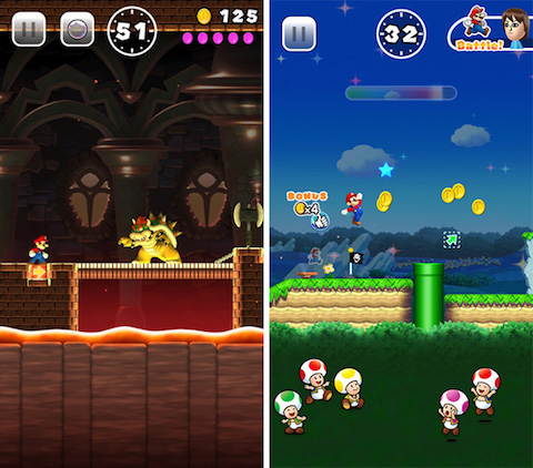 super mario run hacks
