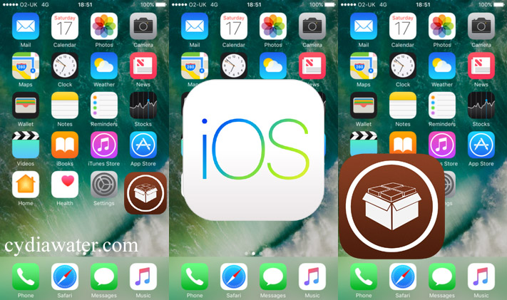 download Cydia iOS 10 jailbreak Yalu